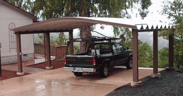 Carport Remodeling Concrete Driveway Metal Building Carport Design Metal Carports Diy Carport Metal Carport Kits