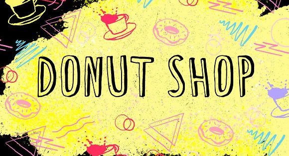 Donut Shop Font by 3ora™ on @creativemarket
