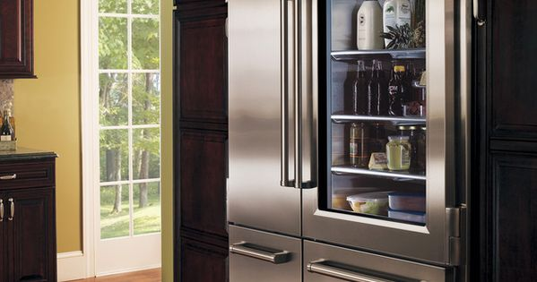 I love this appliance Sub-Zero PRO 48 Luxury Fridge for the Dream