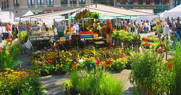 We Re So Luck To Have The Union Square Green Market Just Steps From The Store