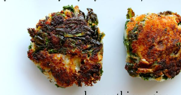 Mashed Potato and Kale Cakes with Rouille | Food Finds | Pinterest ...