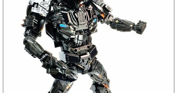 Transformers BSL toys BSL-01 Peru Kill Movie 4 Lockdown Action Figure NEW