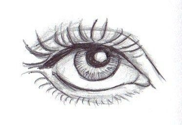 20 01 2013 17 32 01 Copie 5 Yeux Dessin Comment Dessiner Un Oeil Dessiner Yeux Realiste