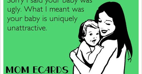 ugly baby ecard - photo #3