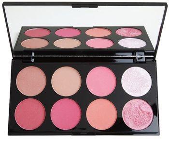 Makeup Revolution Ultra Blush Blush Palette Notino Dk Makeup Revolution Makeup Kit Blush Palette