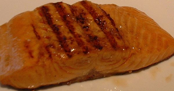 Marinated salmon, Salmon and Recipe on Pinterest
