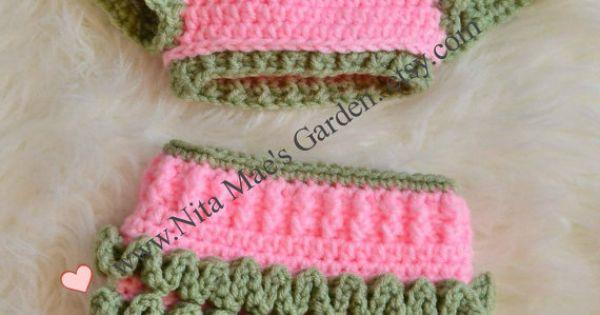 Yoda Hat Star Wars Hat & Diaper Cover SET Newborn 0 3m