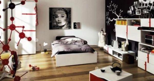 Chambre Ado Fille 17 Ans Chambre A Coucher Design Idee Deco