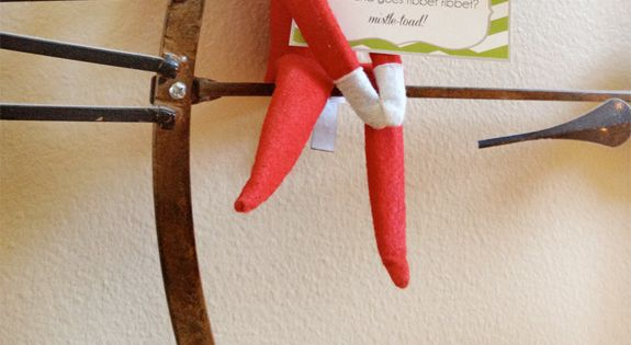 Elf on the shelf jokes Elf on the Shelf Printable Joke Cards