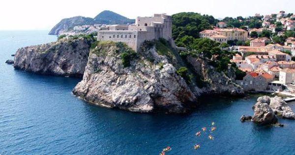 Croatia Sailing Adventure Dubrovnik To Split In Croatia Europe G Adventures Pinuplive Europe Travel Packages European Vacation European Vacation Packages