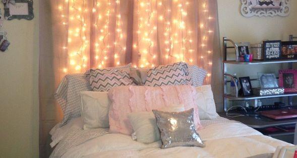 24 formas de decorar tu habitaci n con la series de luces - Decora tu habitacion online ...