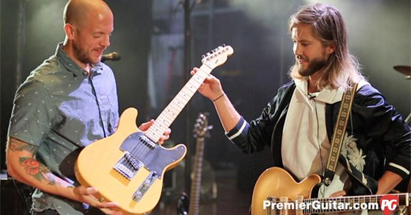 Rig Rundown Moon Taxi Moon Taxi Ryman Studio Gear