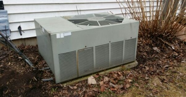 Fox River Grove Il 60021 Air Conditioning Condenser Ready For A