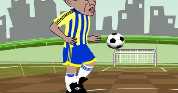Alex Top Sektirme Oyununu Oyna Zombi Ezmece Oyna Net Futbol Futbolcular Oyun