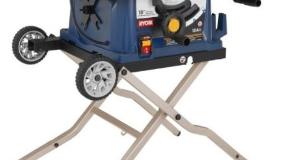 Nice Factory Reconditioned Ryobi Zrrts30 10 In Table Saw