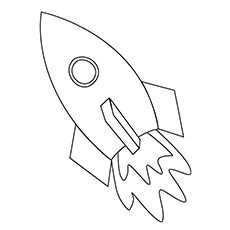 Rocket Ship Coloring Pages Space Coloring Pages Printable