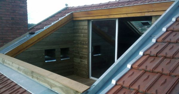 Loft Conversion Roof Balcony Terrace Attic Pinterest