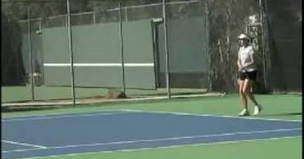 Tennis Doubles Strategy Player Movement In Tennis Doubles Tennis Doubles Tennis Tennis Lessons
