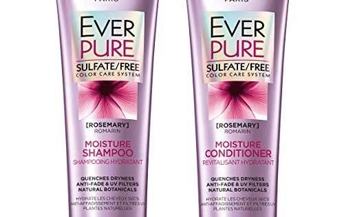 L Oreal Paris Hair Care Everpure Moisture Sulfate Free Sh Https Smile Amazon Com Dp B07qc43 Good Shampoo And Conditioner Shampoo Free Sulfate Free Shampoo