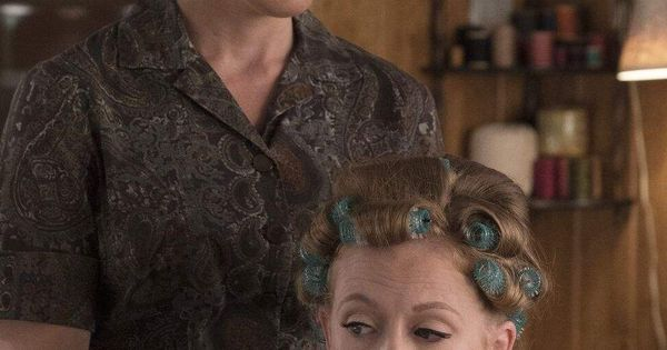 You Ll Grow To Enjoy Having Your Hair In Curlers Son I