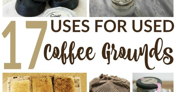 17 uses for used coffee grounds coffee and recycling facts - Coffee grounds six practical ways to reuse them ...