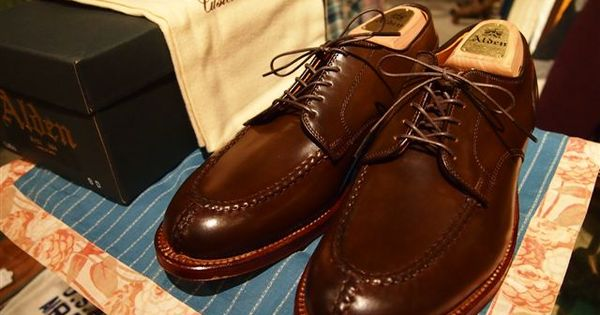 Shoes Split Toe Cigar Cordovan