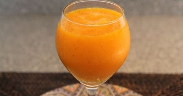 carrot apricot peach smoothie recipe cookingwithalia episode 186 peach smoothies peach juice peach smoothie recipes pinterest