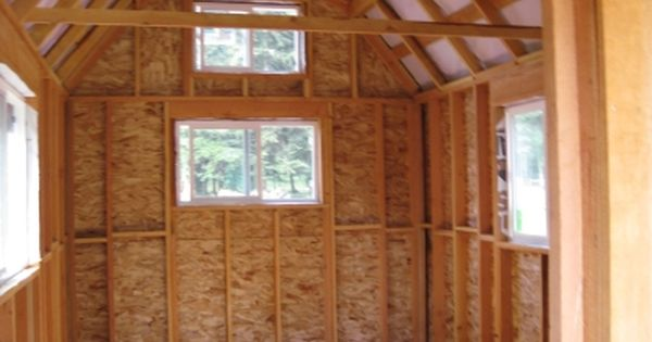 Tall Gambrel Shed X Free Gambrel Shed Plans Shed Plans