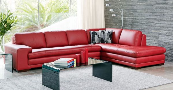 Dylan 3 seater leather sofa with chaise lounges living for 3 seater chaise lounge