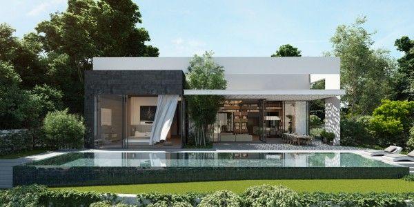 Pin by Ulrike Walz on Moderne Architektur - Flachdach | Pinterest ...