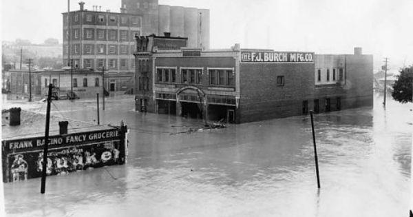Pueblo Flood First And Santa Fe Avenue Pueblo Colorado Pueblo Colorado