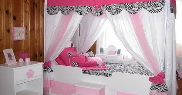 Diy how to make your own canopy bed canopy beds for Build your own canopy bed