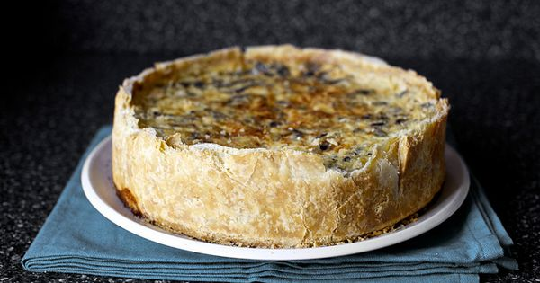 Mushroom Quiche | Food | Pinterest | Mushroom Quiche, Quiche and ...