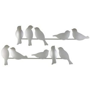 Metal Bird Wall Decor Target Nel 2020