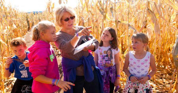 Denver Botanic Gardens Corn Maze Hours