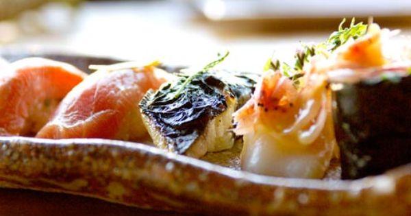 Sushi Ran Sausalito Food Asian Recipes Yummy Food