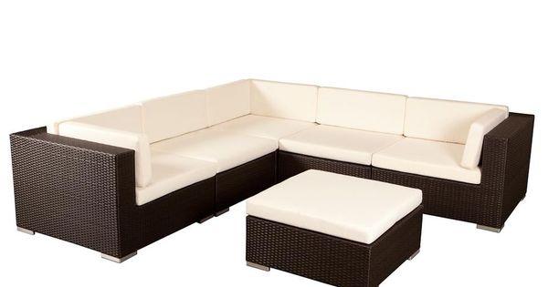 Havana modular wicker outdoor furniture setting sydney for Oriental furniture brisbane