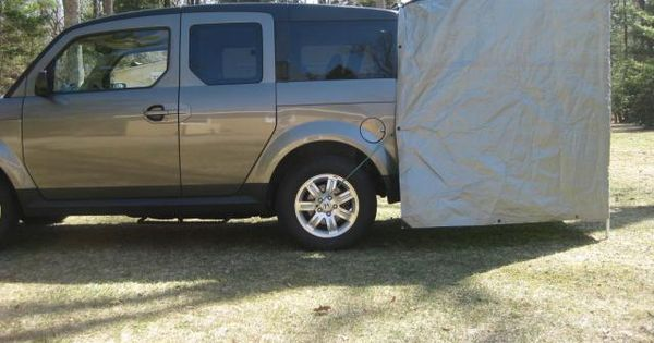 cabana poor man 39 s diy honda element owners club forum. Black Bedroom Furniture Sets. Home Design Ideas