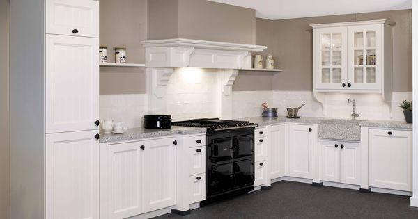 Tristar keuken type 39 keulen 39 in de kleur 39 oud wit 39 dit model is verkrijgbaar bij keukencentrum - Deco eetkamer oud ...