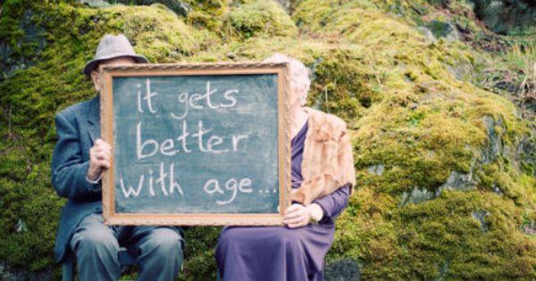 SOO CUTE! I love old people in love.