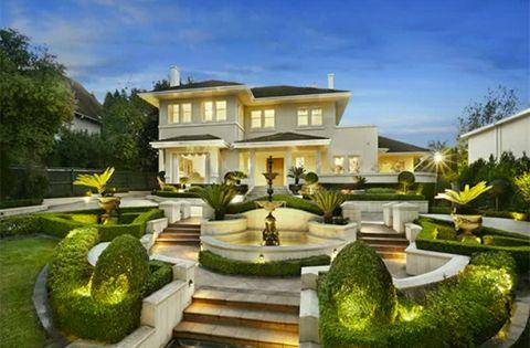 30 fachadas de casas modernas dos sonhos jardim com for 30 fachadas de casas modernas dos sonhos