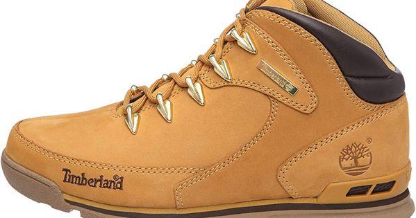 Timberland Herren Euro Rock Hiker Chukka Boots, Braun (Wheat