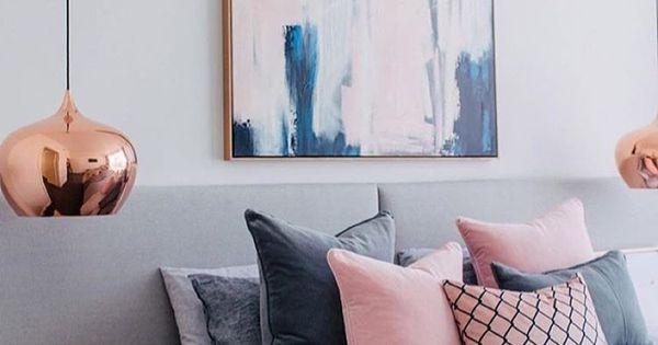 une chambre color e design d 39 int rieur d coration. Black Bedroom Furniture Sets. Home Design Ideas