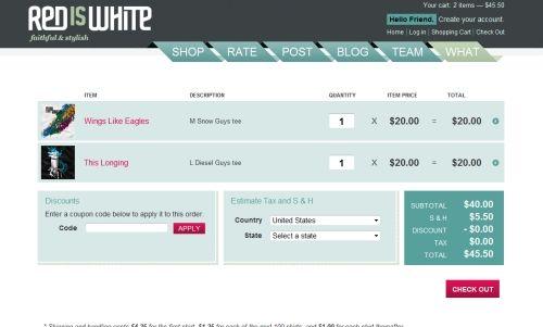 Shopping Cart Page Design Cartpage Page Design Website Template Design Design