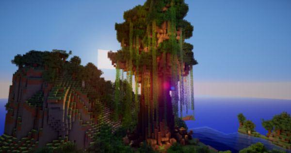 Dungeon S Tree Creation 1194 Minecraft Architecture Minecraft Designs Minecraft