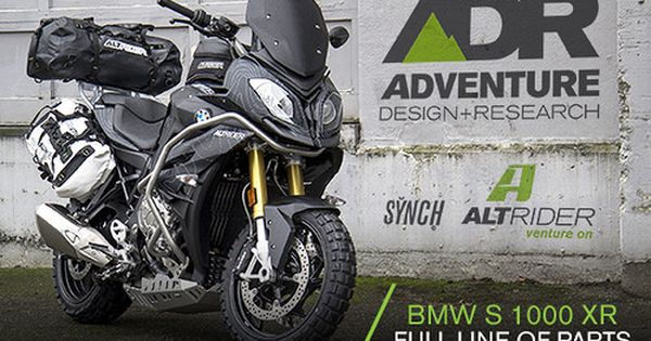 Altrider The Altrider Story Building The S 1000 Xr Concept Bike Bike Bmw Adventure Bike Adventure Motorcycle Gear