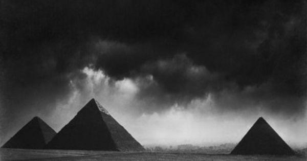 Pyramids. JetsetterCurator