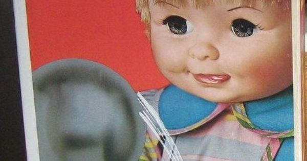 Topper 1971 Baby Catch A Ball Vintage Toys Childhood
