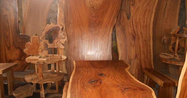 Large Suar Wood Dining Tables Bali  Home Decor  Pinterest  Tables,  Dining tables and Bali