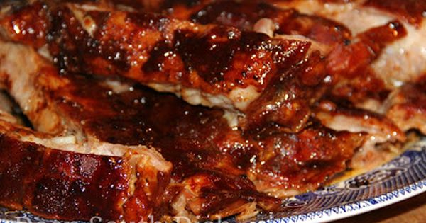 Pork, Ribs and Sauces on Pinterest